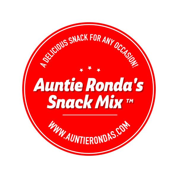 Auntie Ronda's Snack Mix Logo
